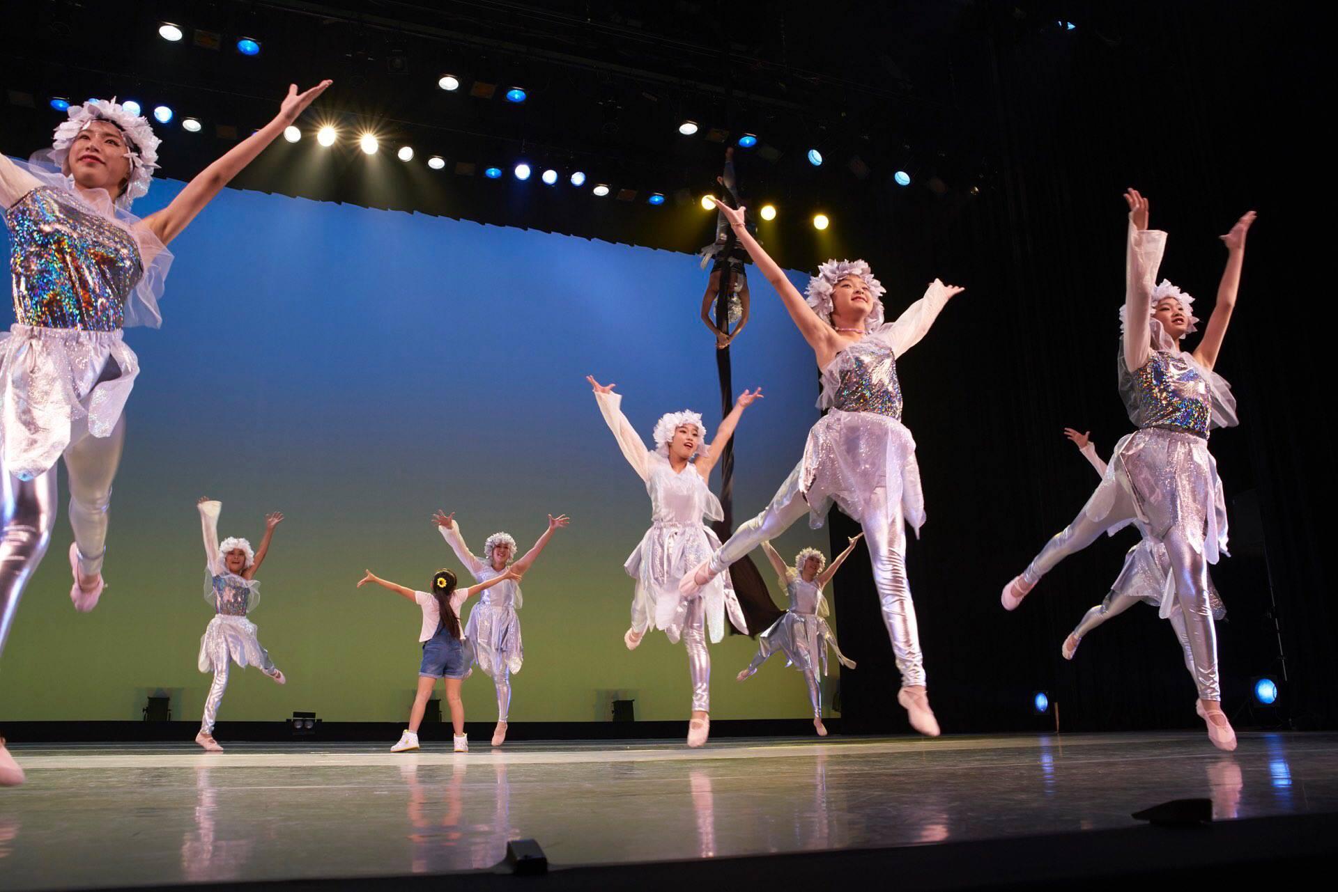 キッズダンスクラス「emo DANCE school」 たまプラーザ校
