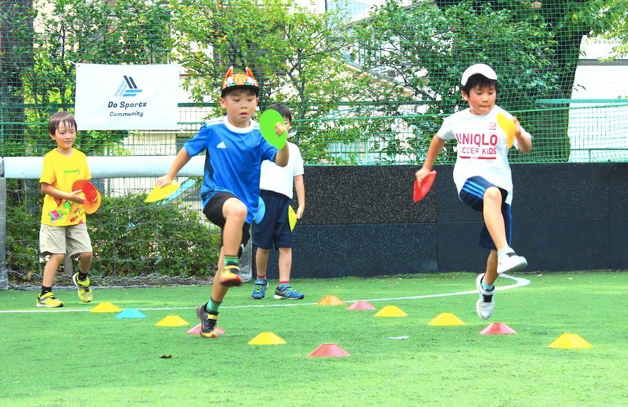 Do Sports Community スポーツ教室 トライフットボールフィールド一橋学園