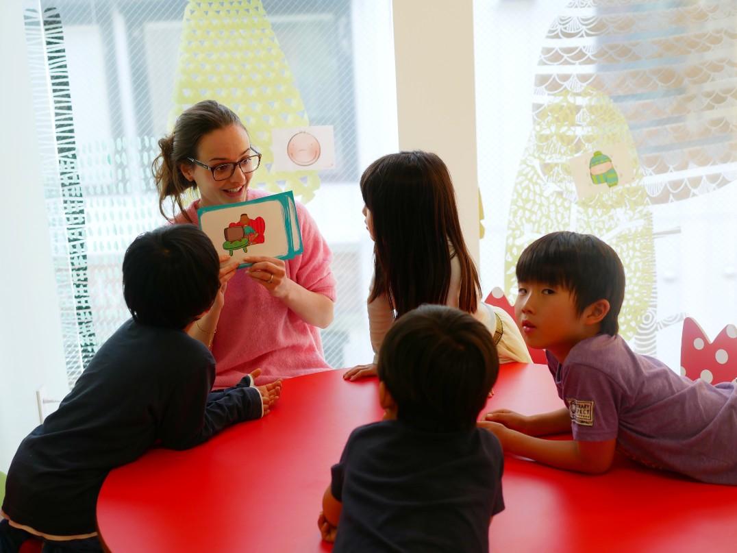 スペイン生まれの子ども英語教室 Kids&Us(キッズアンドアス) 仙川