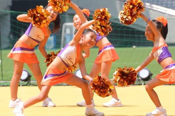チアダンススクール「Mocheer Cheer Dance School(モッチェ チアダンス スクール)」 麻布十番教室