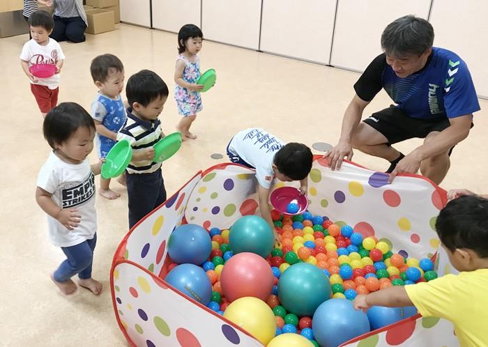 バルシューレ|あらゆるスポーツの入り口となるボール遊び教室 オンライン教室