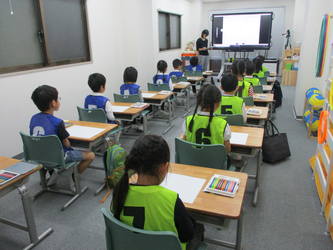 ICT教育の幼児教室 -小学校受験対策なら「しながわ・目黒こどもスクール」-