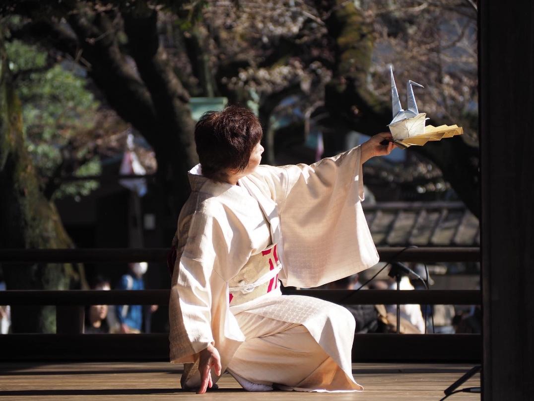 松本幸万里 日本舞踊教室 両国教室
