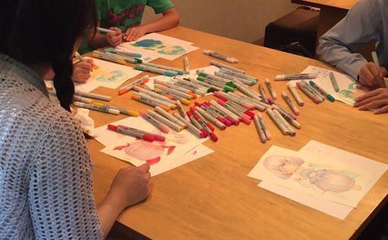 池袋の絵画教室「kitaike Art School」