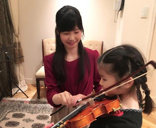 バイオリン教室 アンレーヴ