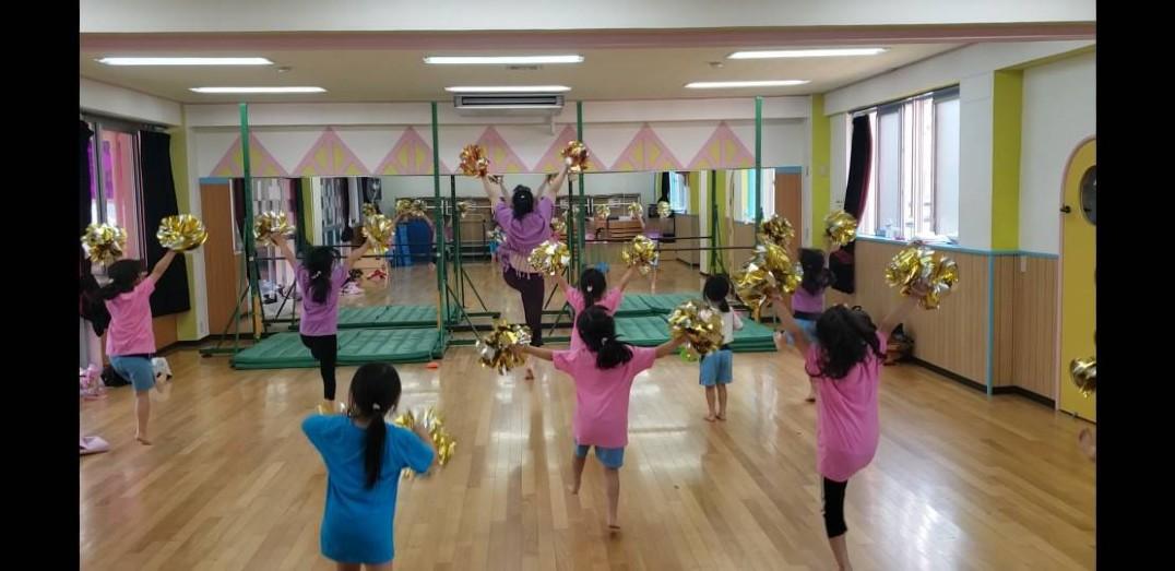 チアダンスクラブ(CHEER DANCE CLUB) サンクスチアダンススクール【小倉校】