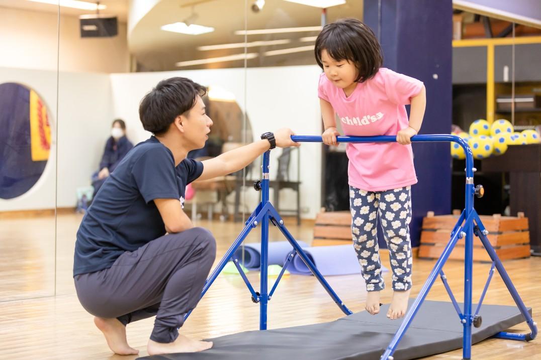 少人数制 体操教室 child's(チャイルズ)スポーツクラブ 表参道校