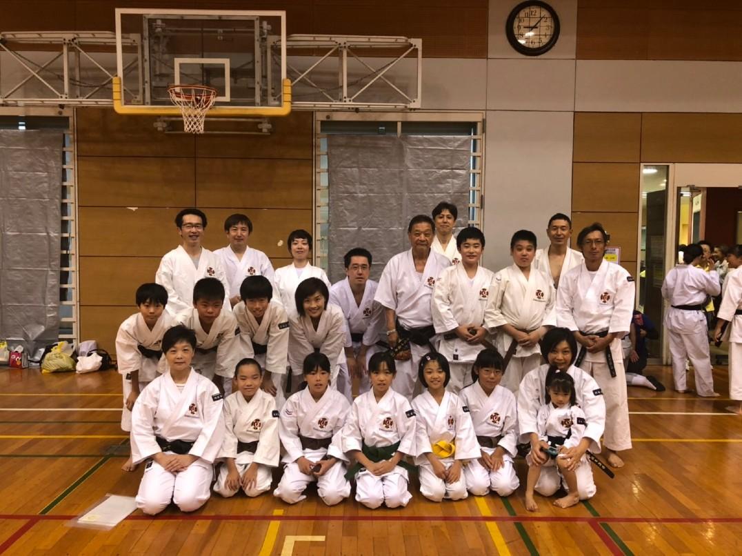 少林寺拳法 西東京保谷スポーツ少年団 西東京市スポーツセンター