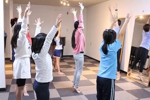 S&S Kids ミュージカルクラス オンライン・ダンスクラス