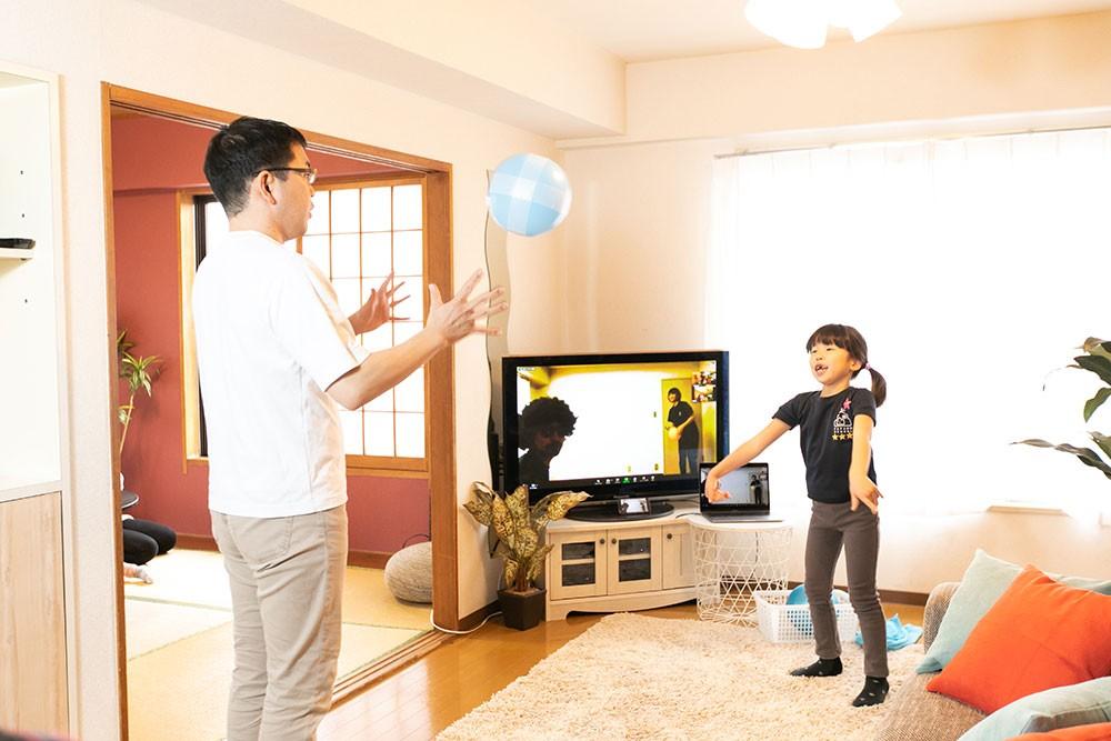 運動が好きになるオンラインこども運動教室「へやすぽ」 運動が好きになるオンラインこども運動教室「へやすぽ」