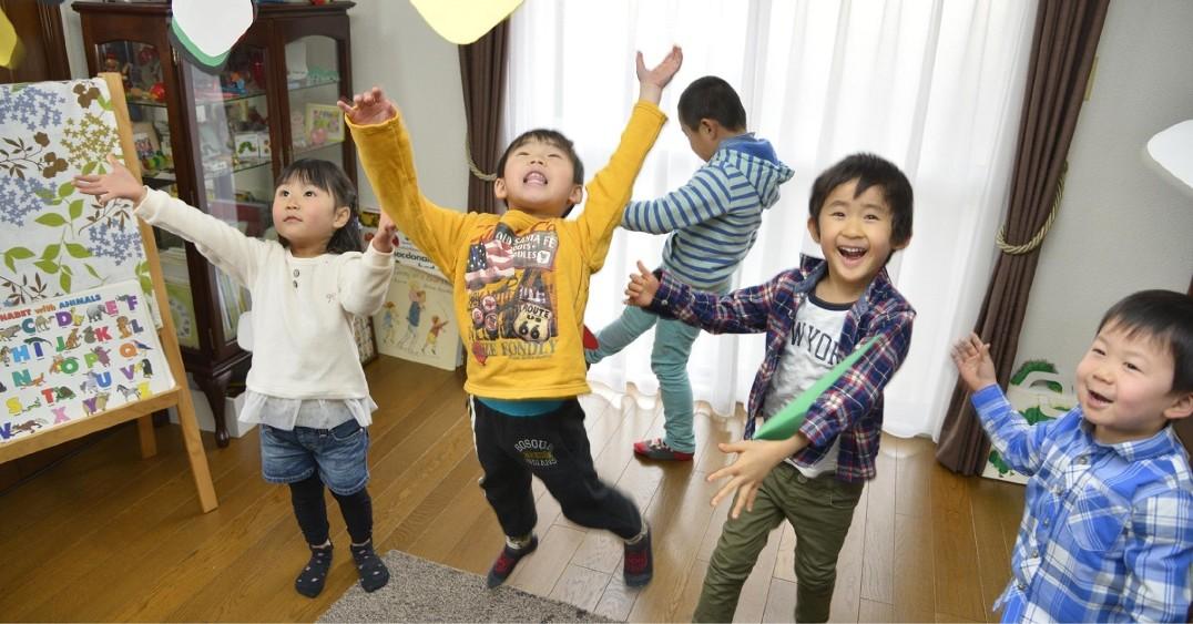 幼児教室・英語教室「ラボ・パーティ」 調布市入間町教室(テューター:亀田史)