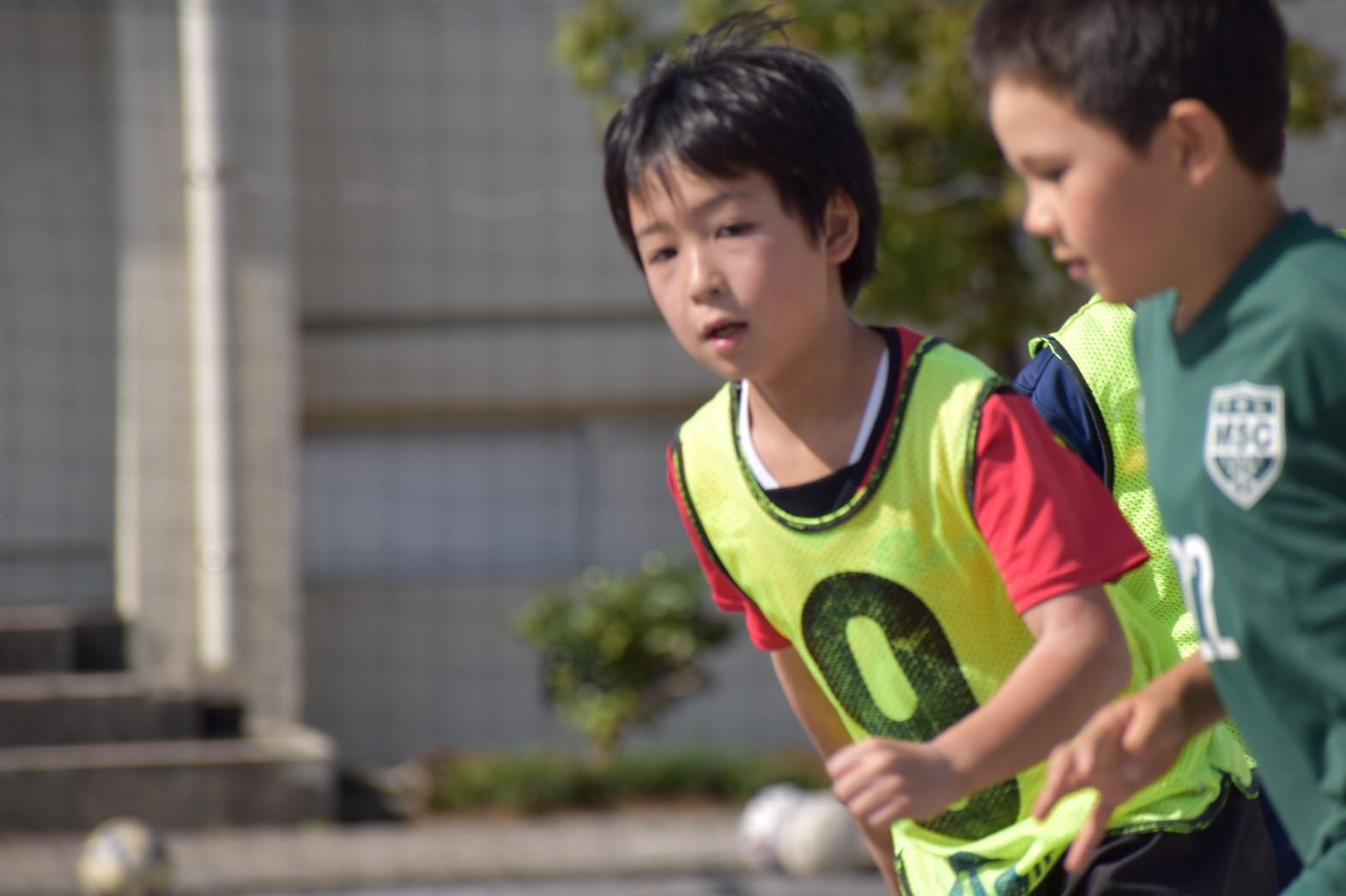 江戸川区の少年少女サッカークラブ「ロッソサッカークラブ」 柴又球技場サッカー場