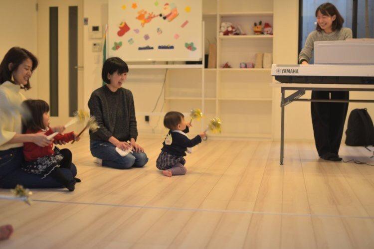 下北沢・梅ヶ丘のリトミック教室「ドレミファミュージック」 下北沢教室 STUDIO 7053