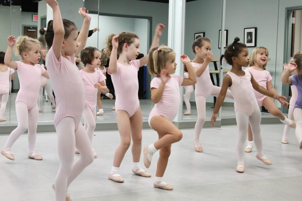 MIHWA International Ballet(美華 インターナショナル バレエ) 茗荷谷スタジオ