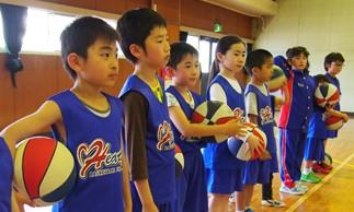 バスケットボールスクール ハーツ 三鷹スクール