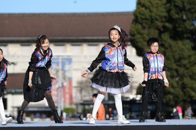 台東区のキッズダンススクール「+e☆dance(プラスイーダンス)」 スタジオよもだ