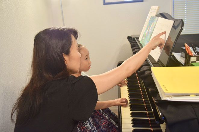 こまえピアノ教室