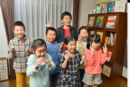 幼児教室・英語教室「ラボ・パーティ」 先生の自宅(テューター:本澤由佳子)