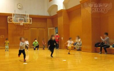 1回完結(単発)型かけっこ教室「ダントツかけっこ塾」 日本橋浜町教室