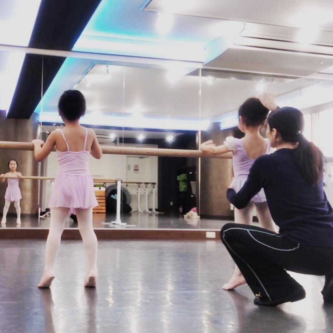 港区高輪の子供向けバレエ教室「Ellie Ballet Class」
