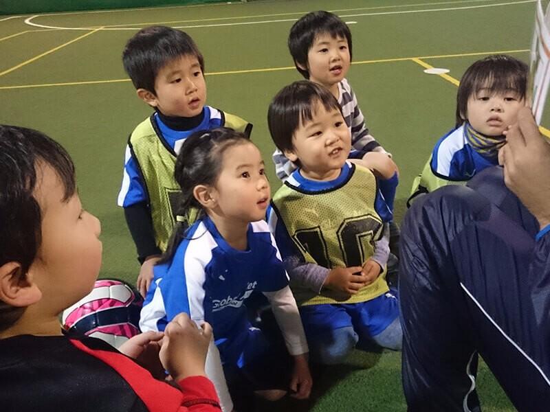 サッカーを通して英語を学ぶ グローバルアスリート英語サッカースクール 国分寺校