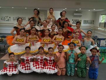 ABC-TOKYO附属フローラバレエ(Flora Ballet)