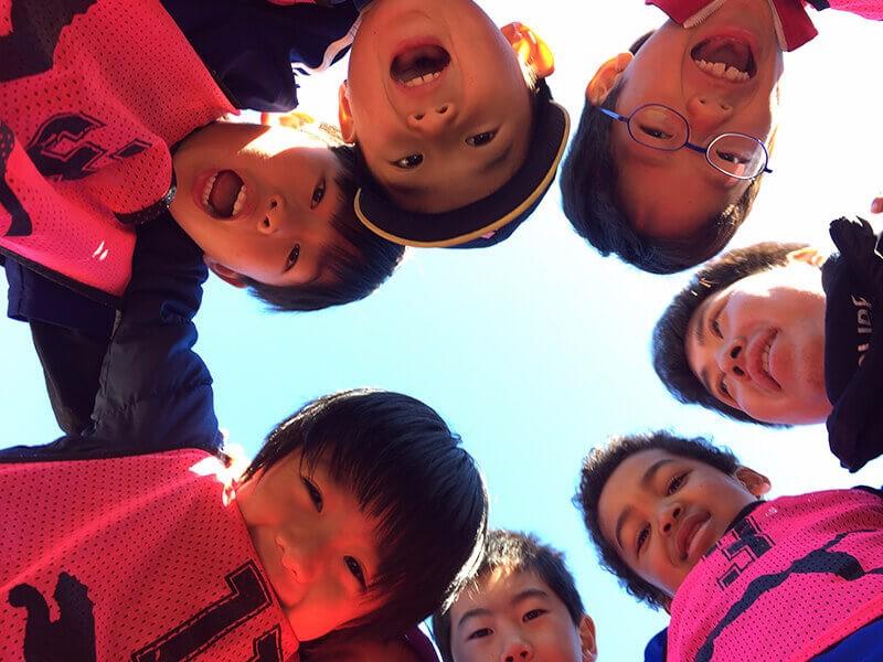 サッカーを通して英語を学ぶ グローバルアスリート英語サッカースクール 月島校