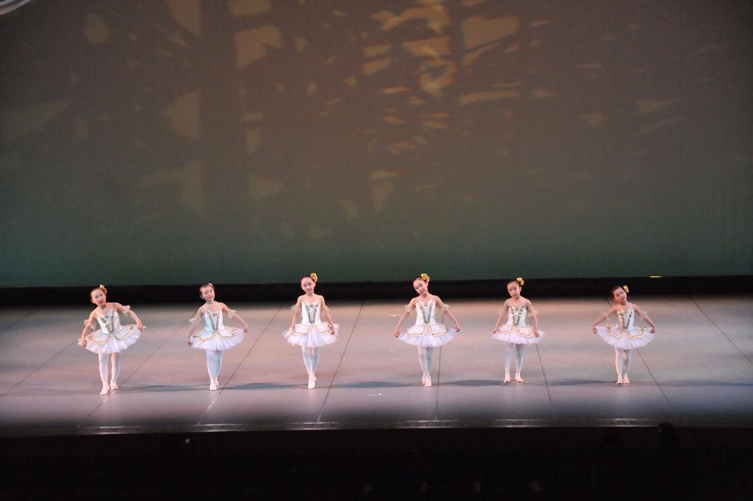 クラシックバレエ「コスモスの会」