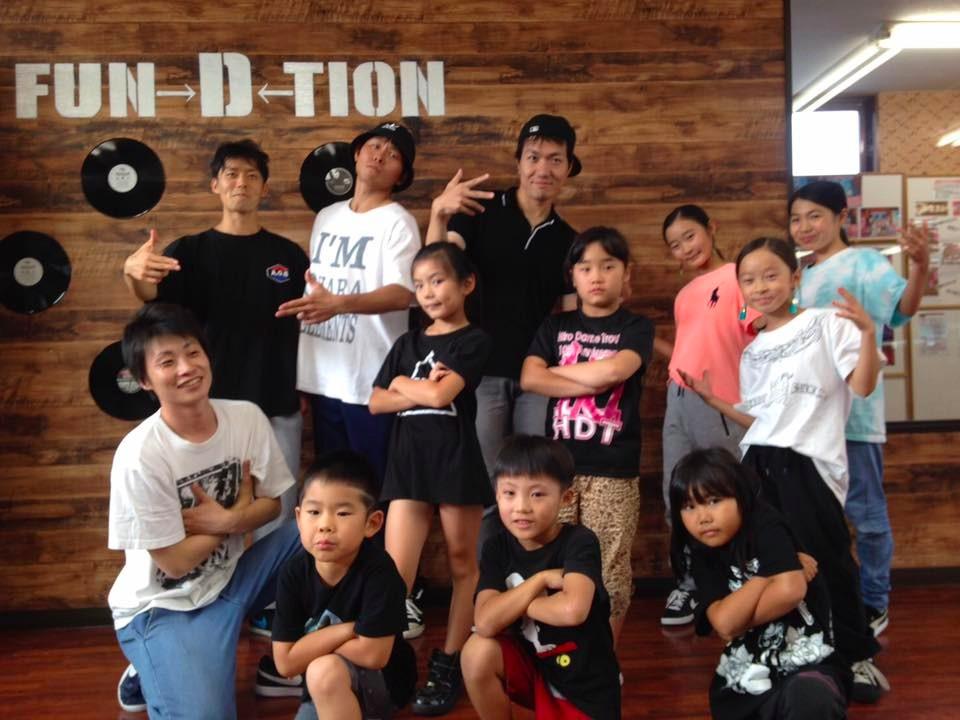 Dance Studio FUN→D←TION(ダンススタジオ ファンデーション) 東中野落合校
