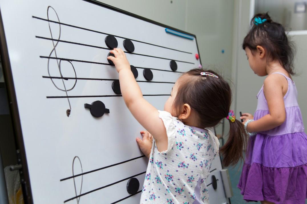 乳幼児から通えるソルフェージュ教室(音楽教室)ピッコリーナ 門前仲町教室