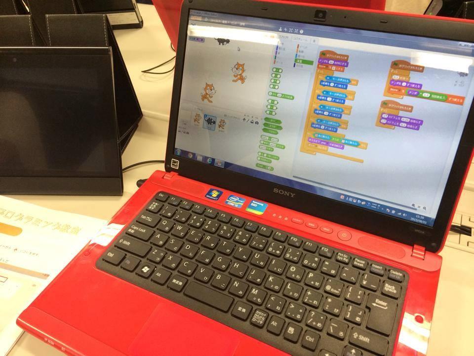 Tech for elementary プログラミング教室 カイカ 城陽市役所南教室