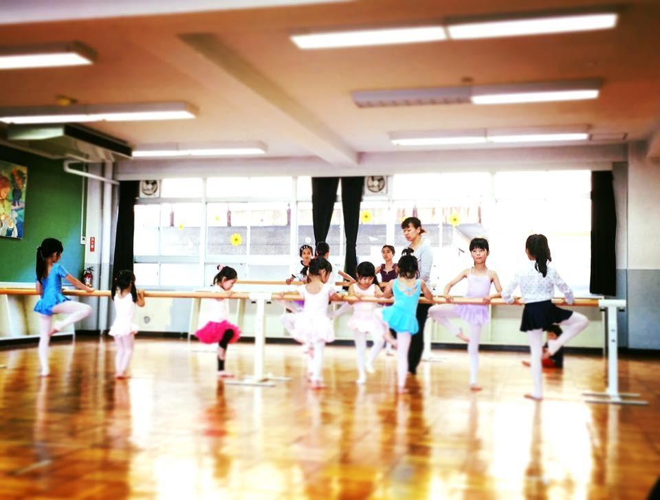 モダンバレエ教室 ダンスのうつわ 横川教室