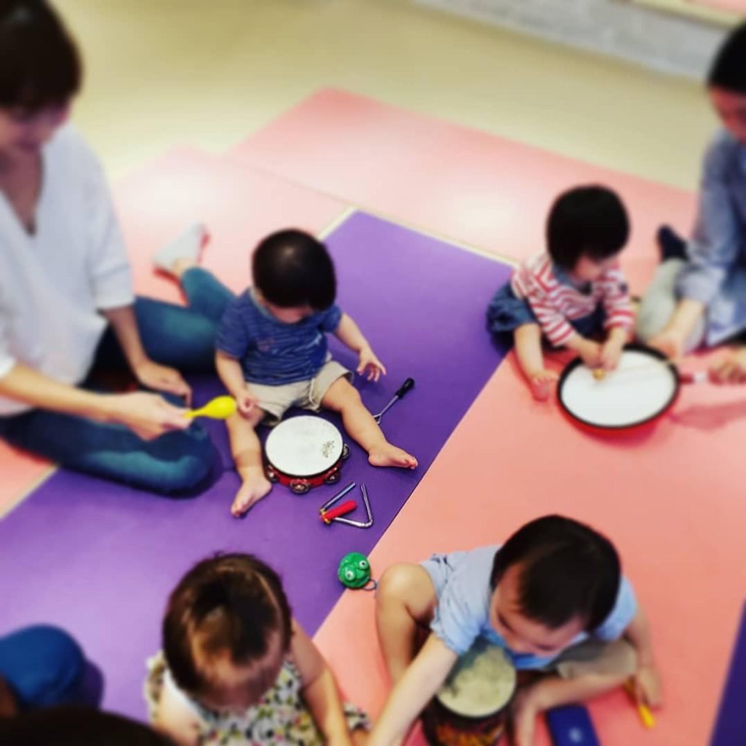 Music Together Legato(ミュージックトゥギャザーレガート) 平井・亀戸クラス