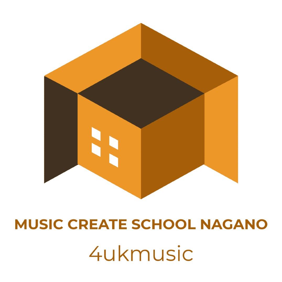 音楽創作・DTM教室「MUSIC CREATE SCHOOL NAGANO」 出張・訪問/オンラインレッスン