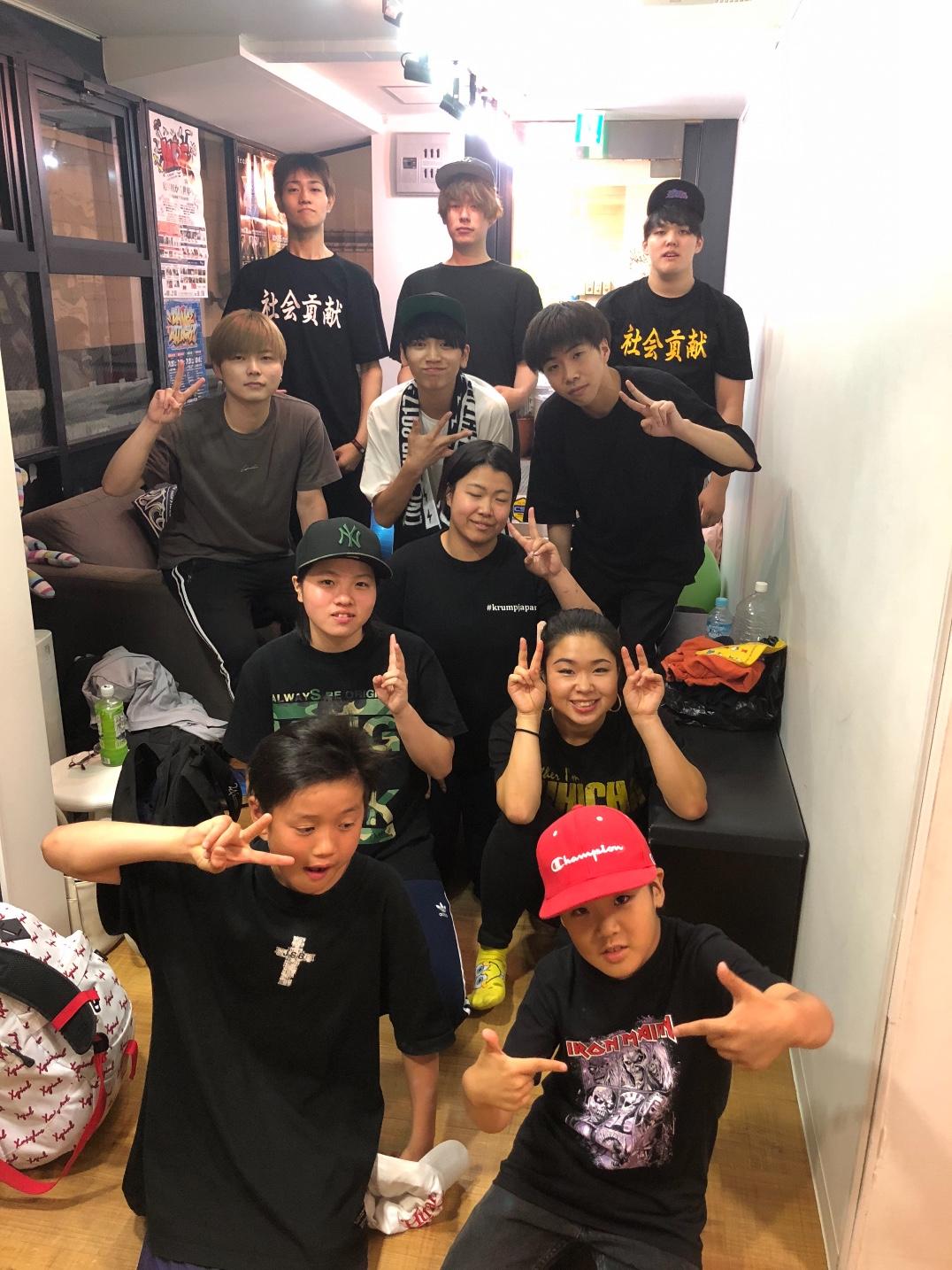 キッズストリートダンス教室「Nogata kids dance club」 【オンラインレッスン】