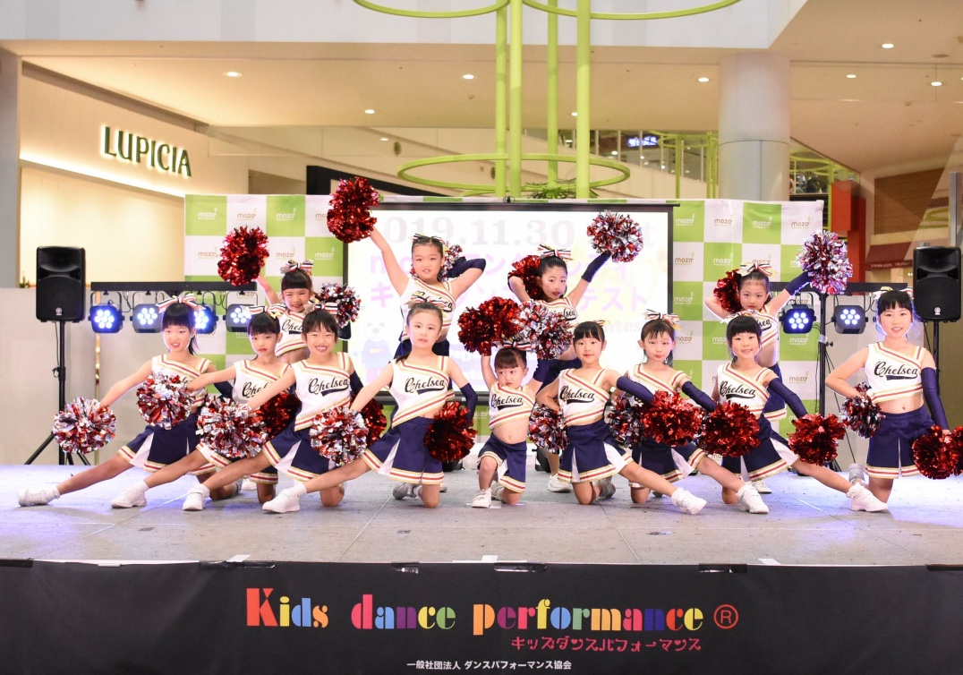 CHELSEA チアダンススクール CHELSEA 川名スタジオ
