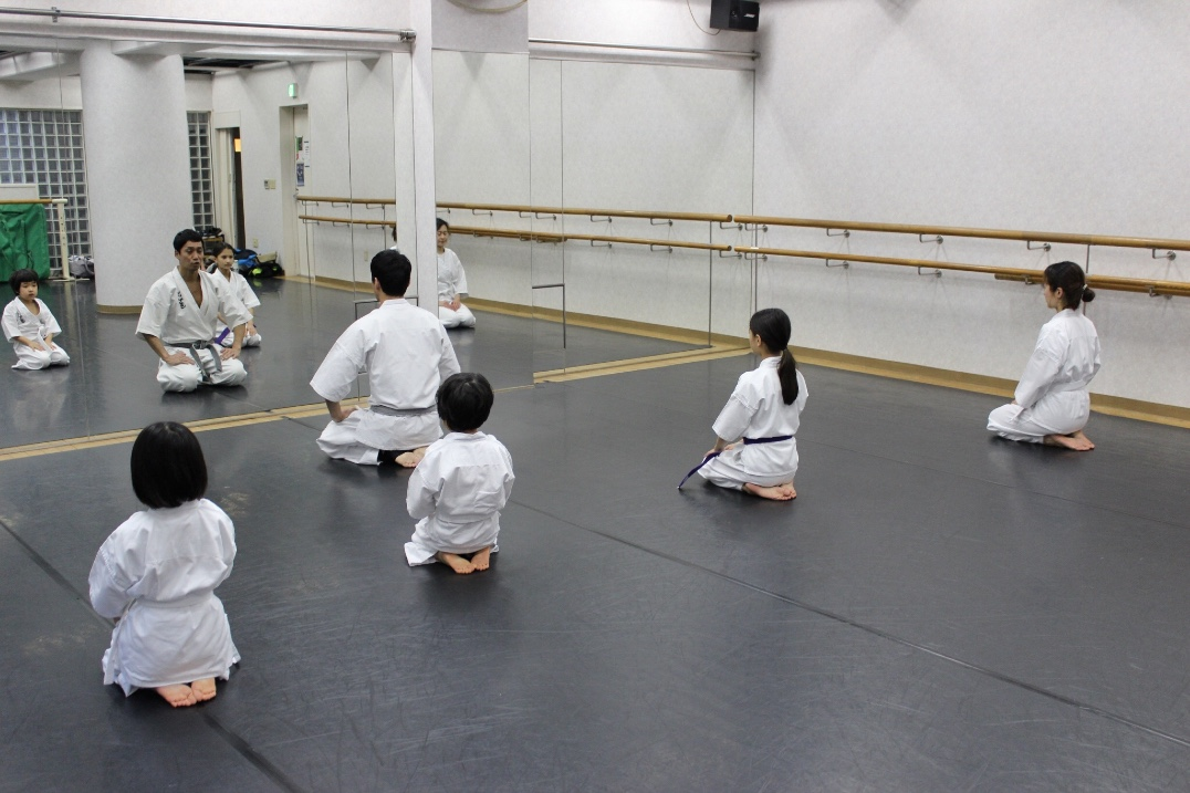 日本空手道 洗心道会館 渋谷空手スクール