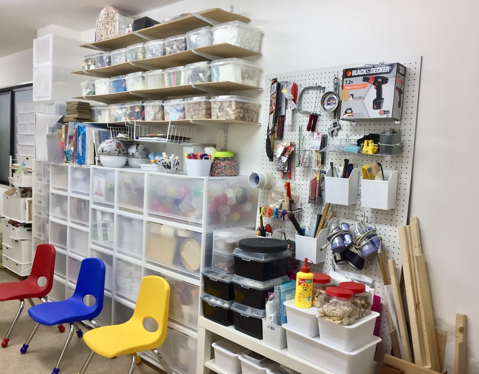 こども造形美術教室・のいろ