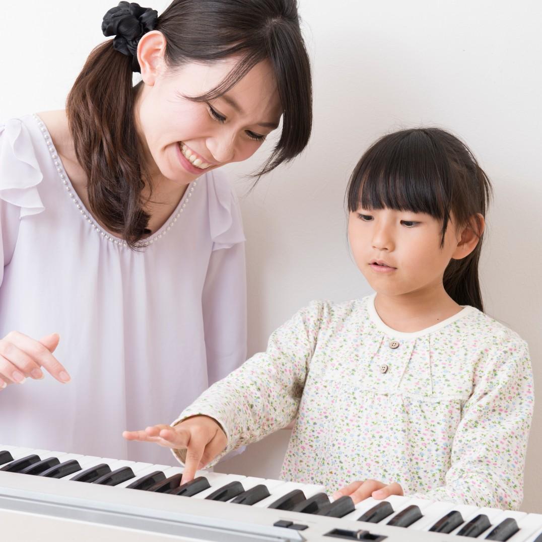 PSQ MUSIC ACADEMY(ピースクミュージックアカデミー) 【キッズピアノコース】