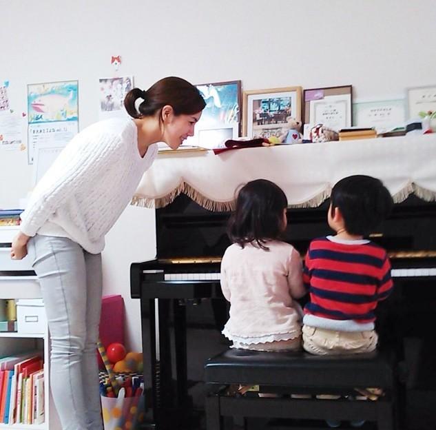 世田谷ピアノ・リトミック成城教室☆FUN