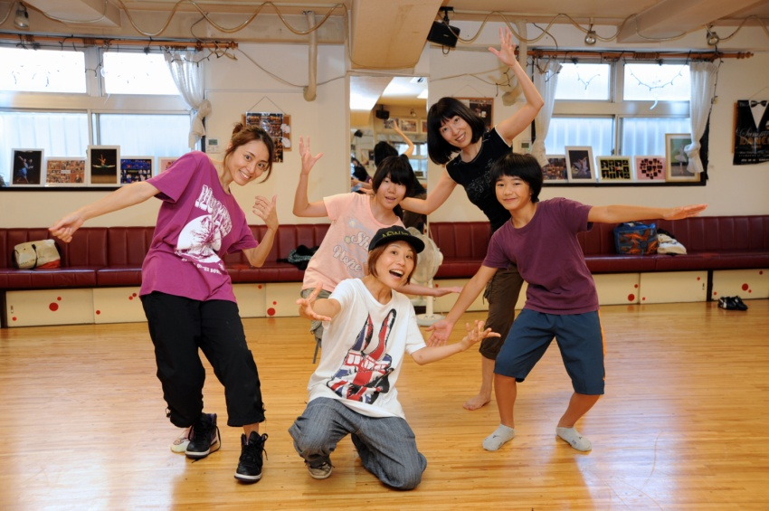 Studio Banjax Rumi HipHop Dance 豪徳寺クラス