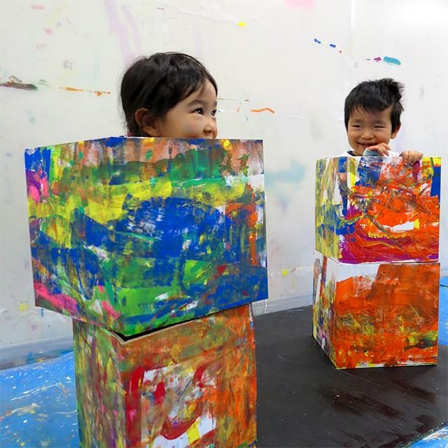 アトリエ造形教室 クリエイトキャンバス 茗荷谷教室