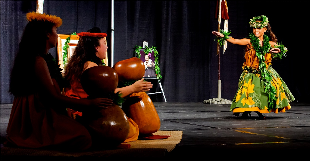 Hālau Laniokekau'anaokalā ハーラウ ラニオケカウアナオカラー 芝浦スタジオ