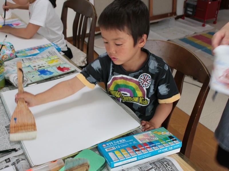 T-KIDS シェアスクール 梅田校 絵画造形教室アトリエレゴット