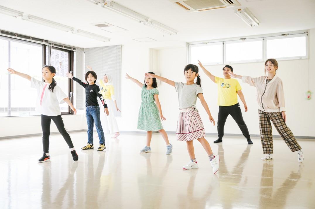 英語 ✕ 演劇スクール「E-Jam Studio」 スタジオDUO