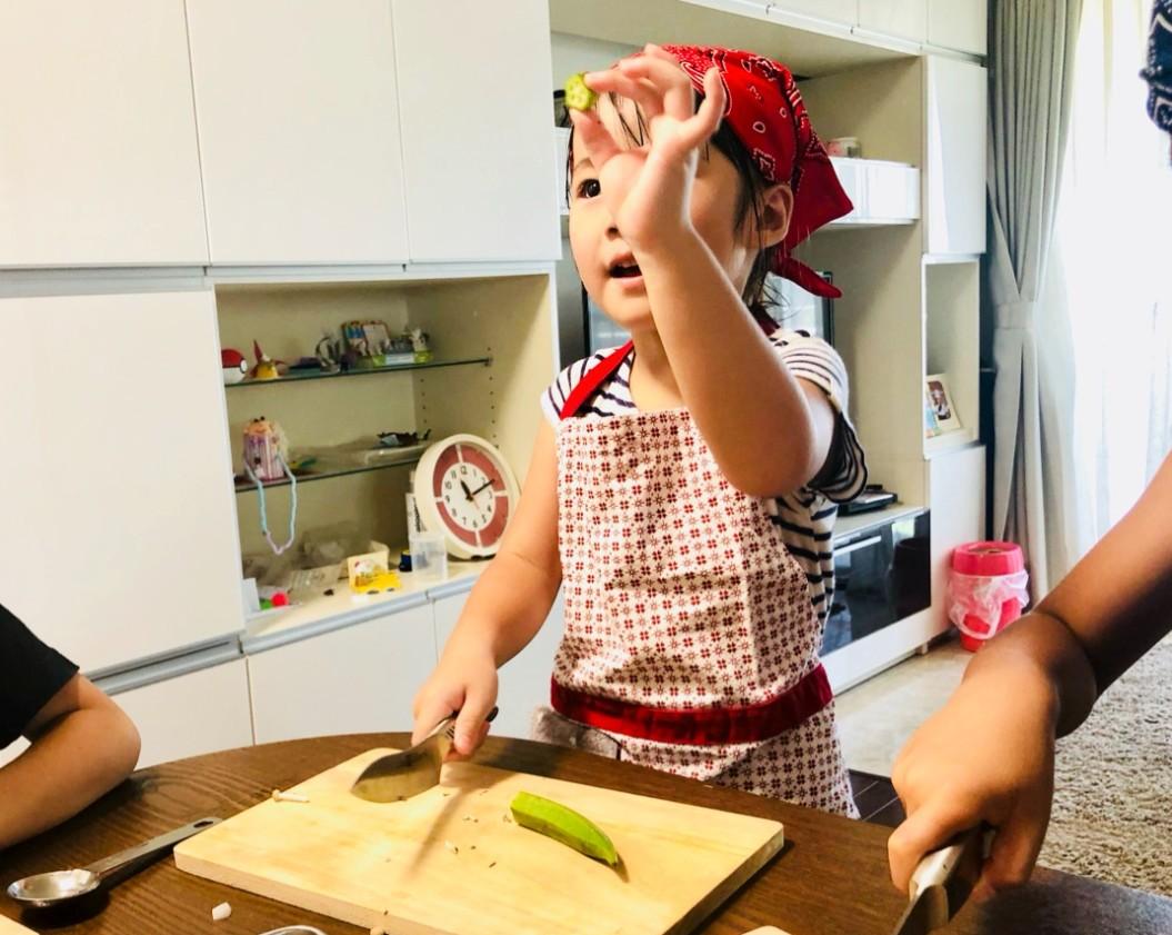 楽しく伸ばす!こども料理教室「めぐる」