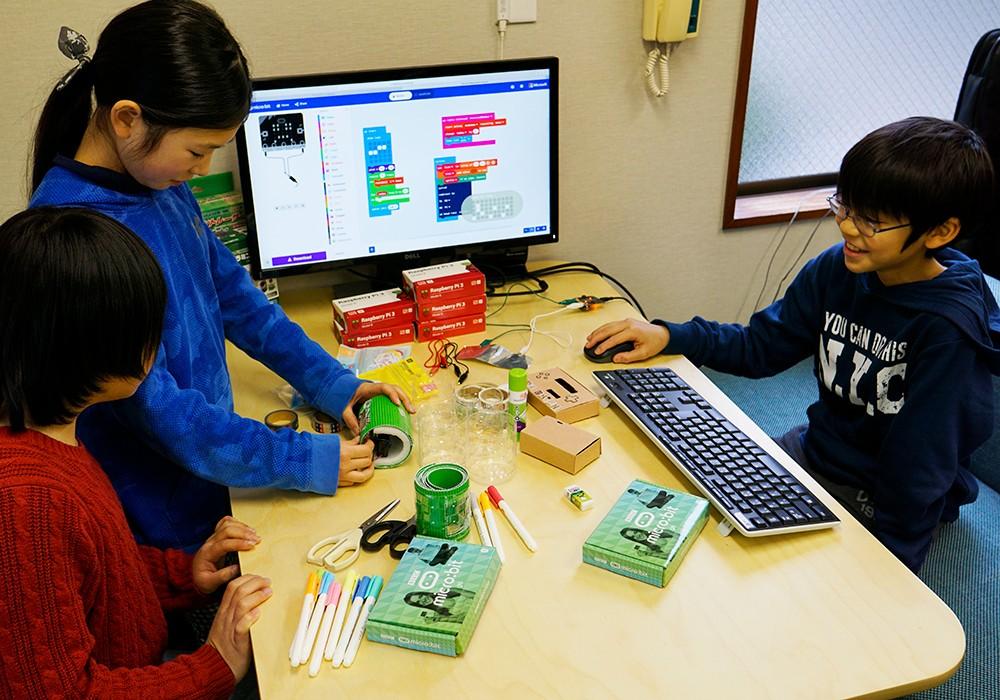 プログラミングスクール nanofun academy × ippo lab 隼校